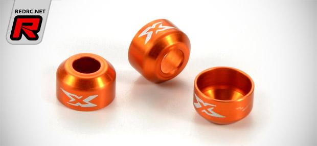 Xray aluminium CVD safety collars