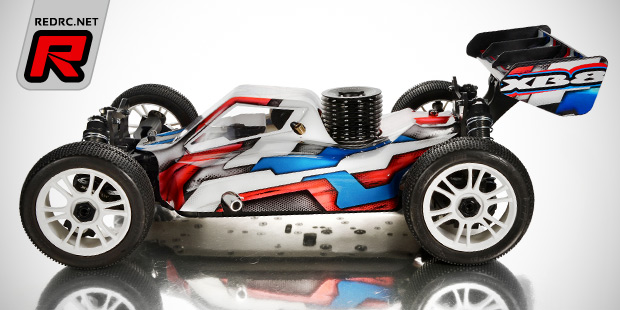 Xray XB8 1/8th off-road buggy announced