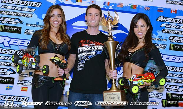 Cavalieri retains Reedy Race crown