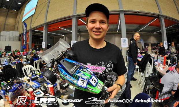 Back to back TQ runs for Levin at DHI Cup
