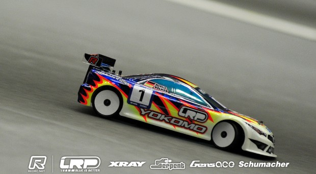 No surprises as Volker TQ opening DHI qualifier