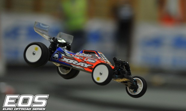 2WD quali wide open at EOS Berlin