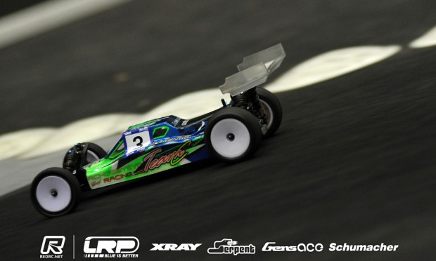 Levin 2WD Top Qualifier at DHI Cup