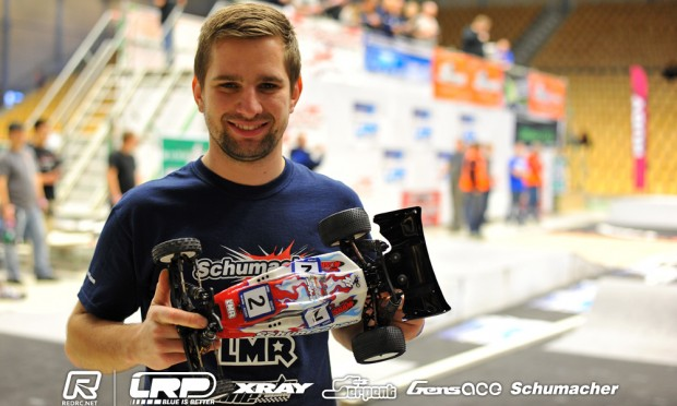 Cockerill takes 2WD Buggy DHI Cup title