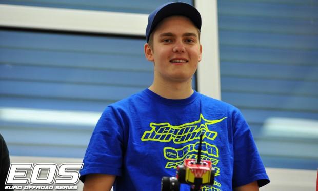 Neumann wins A2 of 2WD in Berlin