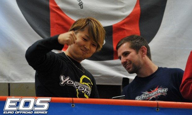 Matsukura takes thrilling A3 for overall EOS victory