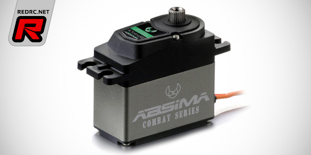 Absima Combat Series competition servos