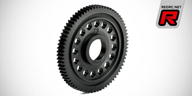Exotek F1 Ultra Spur gears