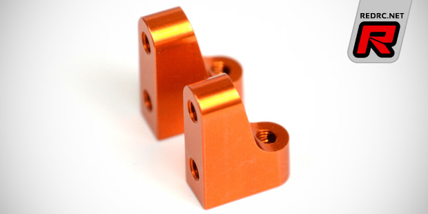 Exotek SRX-2 servo mounts & battery strap