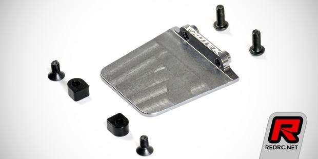Exotek TLR 22 2.0 mid motor ESC tray