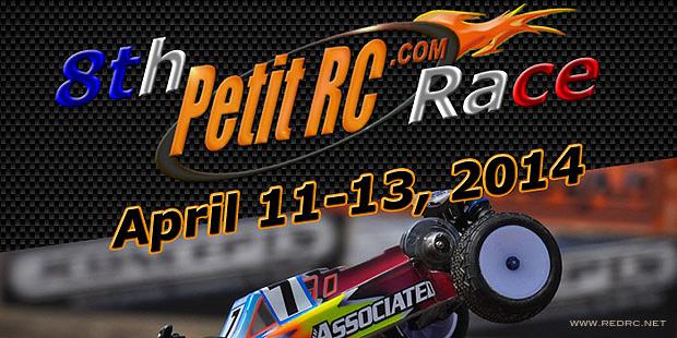 8th Petit RC Race – Announcement