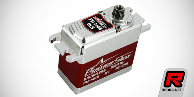Powerstar PM-1408 digital brushless servo
