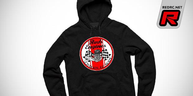 Reds Racing black hoodie