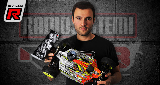 Riccardo Acciari joins Radiosistemi for 2014