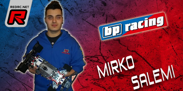 BP Racing signs Mirko Salemi