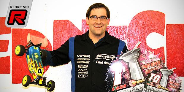 Paul Sinclair wins 2WD at Superbowl Shakedown