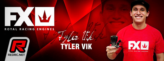 Tyler Vik teams up with FX