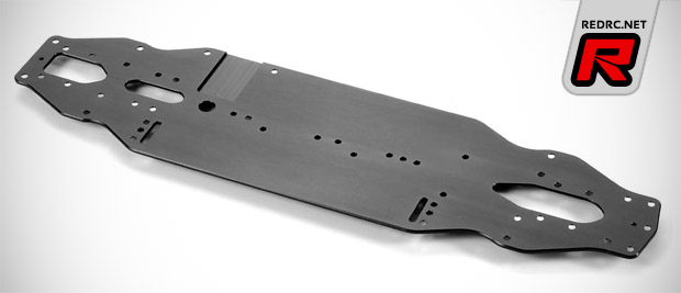 Xray T4'14 aluminum chassis