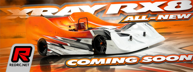 All-new Xray RX8 – Coming soon