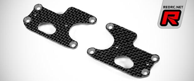 Xray XB4 graphite arm stiffeners