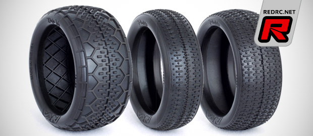 AKA extends Evo line of 1/10th buggy tyres