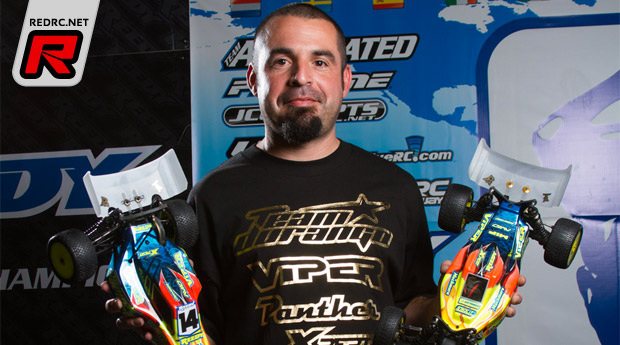 Travis Amezcua joins Xpert RC