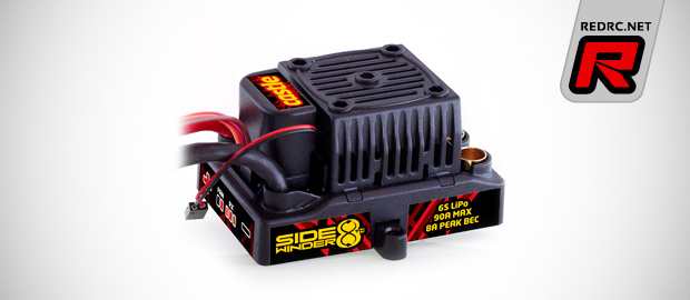 Castle Creations Sidewinder 8th ESC