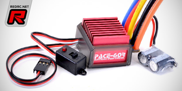 Core RC Pace 60R brushless speed controller