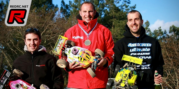 Jerome Aigoin wins at French 1/8th buggy nats Rd1