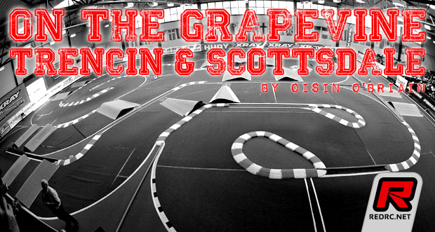 On the Grapevine – Trencin & Scottsdale
