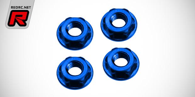 JConcepts 4mm low-profile wheel nuts