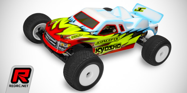 JConcepts Ultima RT6 RM Finnisher bodyshell