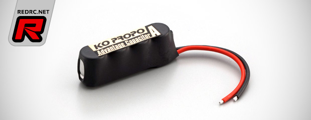 KO Propo Advantage Capacitor A board