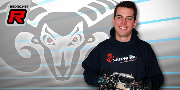 Martin Lissau joins Shepherd for 2014