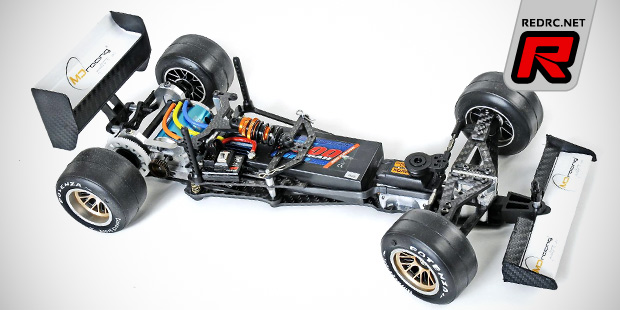 MD Racing MDF14 formula 1 chassis kit