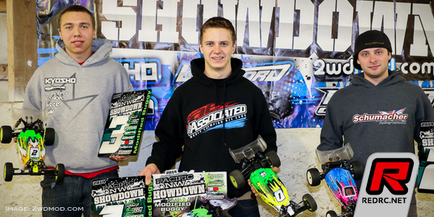 Luke Smith wins 2WD Mod at PNW Showdown finale