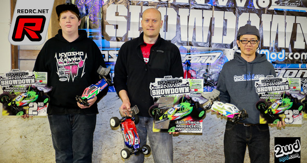 Roger Seim wins 4WD at PNW Showdown Series