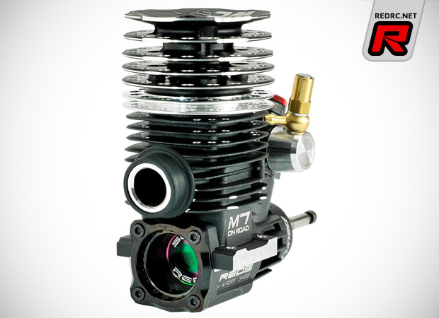 Reds Racing M7 World Cup S engine