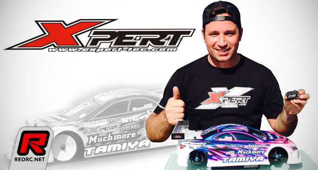 Marc Rheinard to run Xpert RC servos