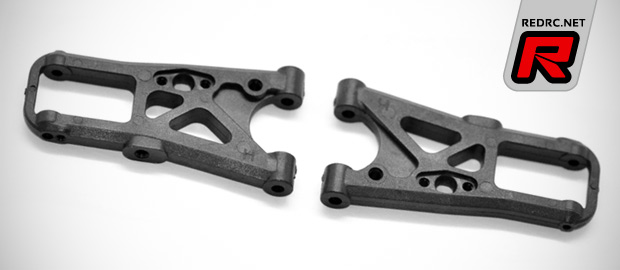 Serpent 411 Eryx v2 hard composite A-arms
