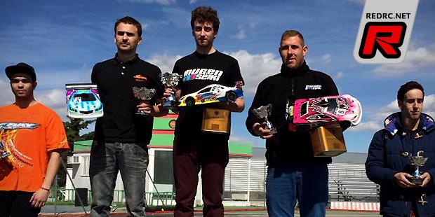 Inaki Pahisa wins Spanish 200mm on-road nats Rd1