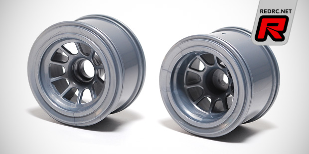 Sweep Formula 1 wheels for rubber tyres