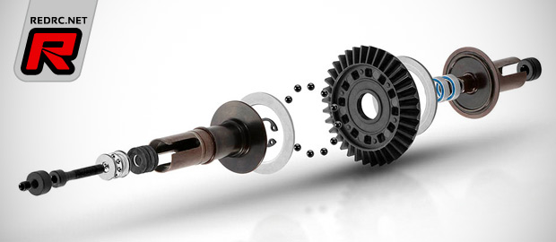 Xray XB4 adjustable ball differential