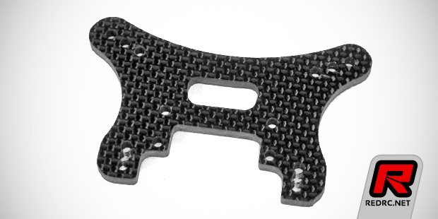 Xtreme Racing XB4 carbon fibre shock towers