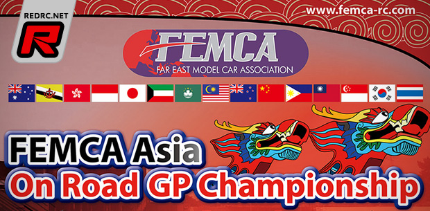 FEMCA Asia on-road championship – Announcement
