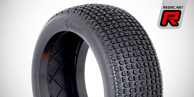 AKA Catapult & Typo 1/8th buggy tyres