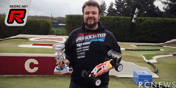 Yardy & Cragg win at BRCA 1/10th nats Rd1