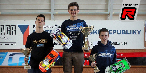 Marek Cerny doubles at Czech Championship