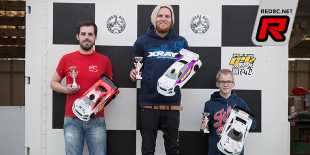 Pedro Rombouts wins at Dutch nitro on-road season opener