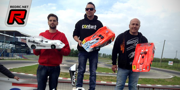 Balestri & Calce win at Italian on-road nats Rd1